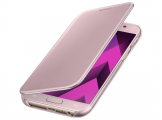 Чехол Samsung для Galaxy A7 (2017) Clear View Cover Pink (EF-ZA720CPEGRU)