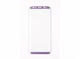 Защитное стекло Red Line для Samsung Galaxy S8 Plus FULL 3D Purple