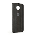 Накладка Moto Z Style Shell для Moto Z/Z Play Charcoal Ash Wood