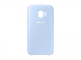 Чехол Samsung для Galaxy J2 (2018) Layer Cover Blue (EF-PJ250CLEGRU)