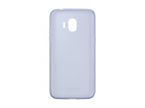 Чехол Samsung для Galaxy J2 (2018) Jelly Cover Blue (EF-AJ250TLEGRU)