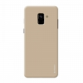Чехол Deppa Air Case для Samsung Galaxy A8+ A730F Gold