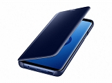 Чехол Samsung для Galaxy S9+ Clear View Standing Blue (EF-ZG965CLEGRU)