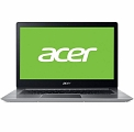 "Ноутбук Acer SWIFT 3 (SF314-52G-5406) (Intel Core i5 8250U 1600 MHz/14""/1920x1080/8Gb/256Gb SSD/DVD нет/NVIDIA GeForce MX150/Wi-Fi/Bluetooth/Windows 10 Home) Silver (NX.GQUER.001)"