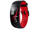 Фитнес браслет Samsung Gear Fit 2 PRO SM-R365 (S) Black-Red