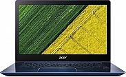 "Ноутбук Acer SWIFT 3 (SF314-52-54BM) (Intel Core i5 8250U 1600 MHz/14""/1920x1080/8Gb/256Gb SSD/DVD нет/Intel HD Graphics 620/Wi-Fi/Bluetooth/Windows 10 Home) Blue (NX.GQJER.002)"