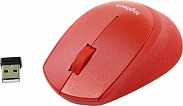 Мышь Logitech M330 SILENT PLUS Red USB