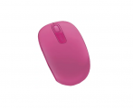 Мышь Microsoft Wireless Mobile Mouse 1850 U7Z-00065 Pink USB