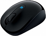 Мышь Microsoft Sculpt Mobile Mouse Black USB