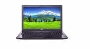 "Ноутбук Acer ASPIRE E 15 (E5-576G-50NP) (Intel Core i5 7200U 2500 MHz/15.6""/1920x1080/8Gb/256Gb SSD/DVD нет/NVIDIA GeForce 940MX/Wi-Fi/Bluetooth/Windows 10 Home) Black (NX.GTZER.013)"