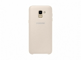 Чехол Samsung для Galaxy J6 (2018) Layer Cover Gold (EF-PJ600CFEGRU)