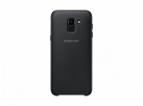 Чехол Samsung для Galaxy J6 (2018) Layer Cover Black (EF-PJ600CBEGRU)
