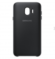 Чехол Samsung для Galaxy J4 (2018) Layer Cover Black (EF-PJ400CBEGRU)