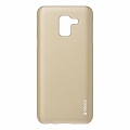 Чехол Deppa Air Case для Samsung Galaxy J6 (2018) J600 Gold