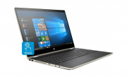 "Ноутбук HP PAVILION 15-cr0005ur x360 (Intel Core i5 8250U 1600 MHz/15.6""/1920x1080/8GB/1128GB HDD+SSD/DVD нет/AMD Radeon 530/Wi-Fi/Bluetooth/Windows 10 Home) Gold (4HE70EA)"