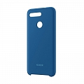 Чехол Huawei Silicon Case для Honor View 20 Blue 51992808
