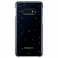 Чехол Samsung для Galaxy S10e LED Cover Black (EF-KG970CBEGRU)