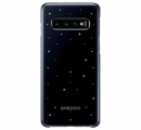 Чехол Samsung для Galaxy S10 LED Cover Black (EF-KG973CBEGRU)