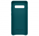 Чехол Samsung для Galaxy S10+ Leather Cover Green (EF-VG975LGEGRU)