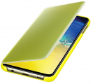 Чехол Samsung для Galaxy S10e Clear View Cover Yellow (EF-ZG970CYEGRU)