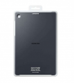 Чехол Samsung для Galaxy Tab S5e 10.5 T720/725 Slim Cover Black (EF-IT720CBEGRU)