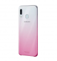 Чехол Samsung для Galaxy A30 Gradation Cover Pink (EF-AA305CPEGRU)