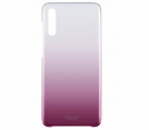 Чехол Samsung для Galaxy A70 Gradation Cover Pink (EF-AA705CPEGRU)