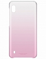 Чехол Samsung для Galaxy A10 Gradation Cover Pink (EF-AA105CPEGRU)