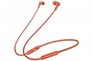 Bluetooth гарнитура Huawei FreeLace CM70-C Coral Orange/Оранжевый