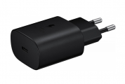 Сетевое зарядное устройство Samsung EP-TA800 USB Type-C QC/Power Delivery Black (EP-TA800XBEGRU)