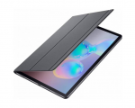 Чехол Samsung для Galaxy Tab S6 10.5 T860/865 Book Cover Gray (EF-BT860PJEGRU)