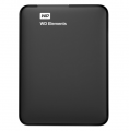Внешний жесткий диск Western Digital WD Elements Portable 1TB (WDBMTM0010BBK-EEUE) Black