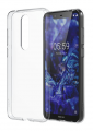 Чехол Nokia для Nokia 5.1 Plus Clear