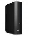 Внешний жесткий диск Western Digital WD Elements Desktop 10TB (WDBWLG0100HBK-EESN) Black