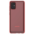 Чехол Samsung для Galaxy A71 Araree Back Cover Red (GP-FPA715KDARR)