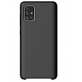 Чехол Samsung для Galaxy A71 Araree Typoskin Cover Black (GP-FPA715KDBBR)