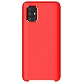 Чехол Samsung для Galaxy A71 Araree Typoskin Cover Red (GP-FPA715KDBRR)