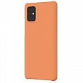 Чехол Samsung для Galaxy A71 Wits Premium Hard Case Orange (GP-FPA715WSAOR)