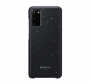 Чехол Samsung для Galaxy S20 LED Cover Black (EF-KG980CBEGRU)