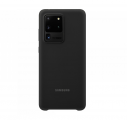 Чехол Samsung для Galaxy S20 Ultra Silicone Cover Black (EF-PG988TBEGRU)