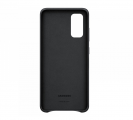 Чехол Samsung для Galaxy S20 Leather Cover Black (EF-VG980LBEGRU)