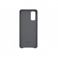 Чехол Samsung для Galaxy S20 Leather Cover Grey (EF-VG980LJEGRU)