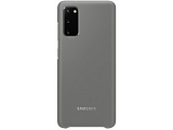 Чехол Samsung для Galaxy S20 LED Cover Grey (EF-KG980CJEGRU)