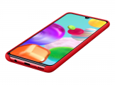 Чехол Samsung для Galaxy A41 Silicone Cover Red (EF-PA415TREGRU)