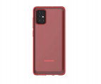 Чехол Samsung для Galaxy M31 Araree Back Cover Red (GP-FPM315KDARR)