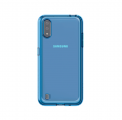 Чехол Samsung для Galaxy M01 Araree Back Cover Blue (GP-FPM015KDALR)