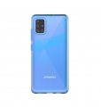 Чехол Samsung для Galaxy M51 Araree Back Cover Blue (GP-FPM515KDALR)