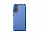 Чехол Samsung для Galaxy S20FE Araree Back Cover Blue (GP-FPG780KDALR)