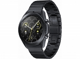 Смарт часы Samsung Galaxy Watch3 45 мм Titan/Черный (SM-R840NTKACIS)