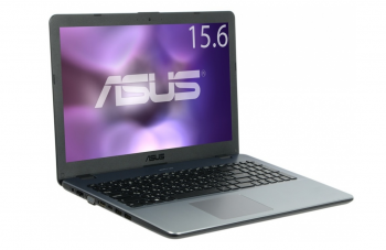 "Ноутбук ASUS VivoBook 15 X542UF (Intel Core i3 7100U 2400 MHz/15.6""/1920x1080/4GB/500GB HDD/DVD нет/NVIDIA GeForce MX130/Wi-Fi/Bluetooth/Windows 10 Home) Dark Grey (90NB0IJ2-M04770)"